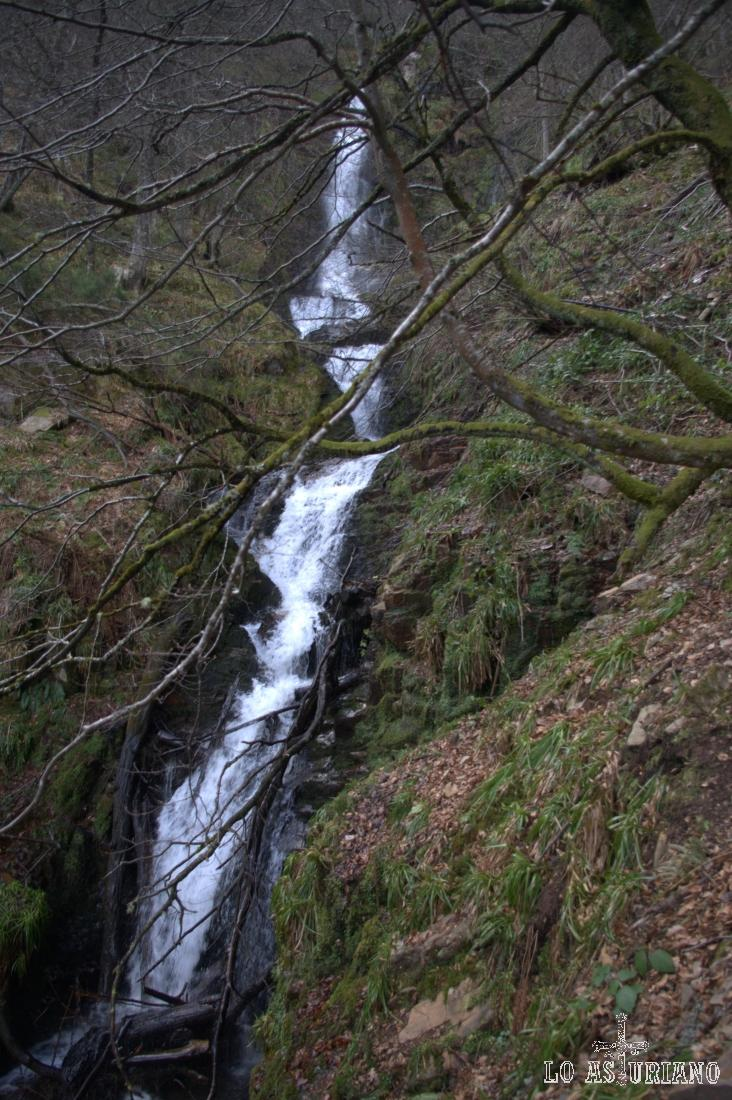 Cascada del Xiblu.