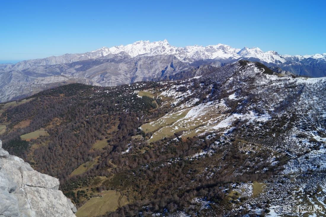 Estamos a más de 1600 metros de altura.
