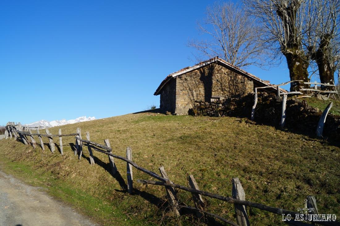 Cabaña en Les Bedules.