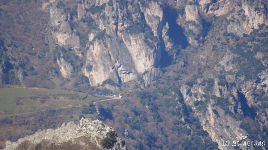 Praus sobre el valle de Somiedo.