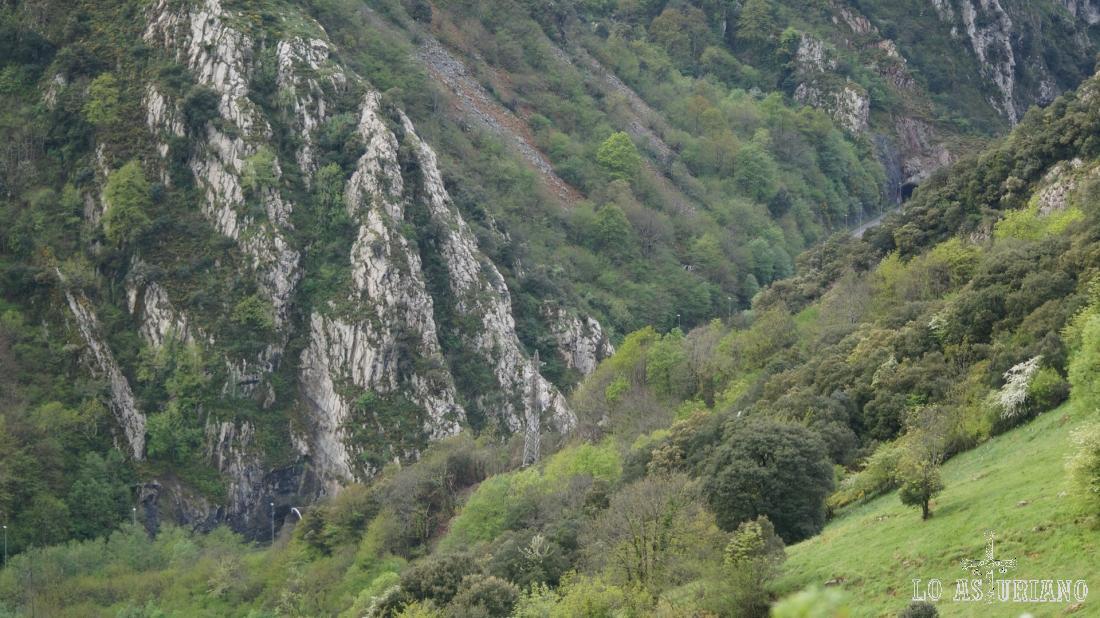 Valle del Teverga.