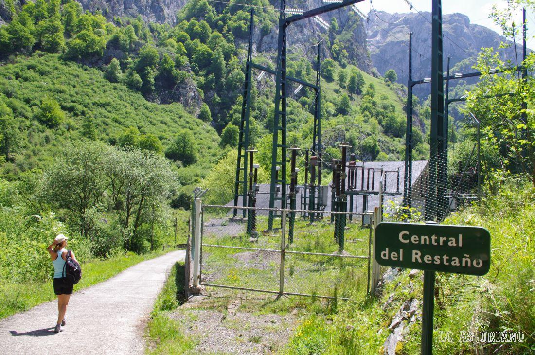 Central de Restaño