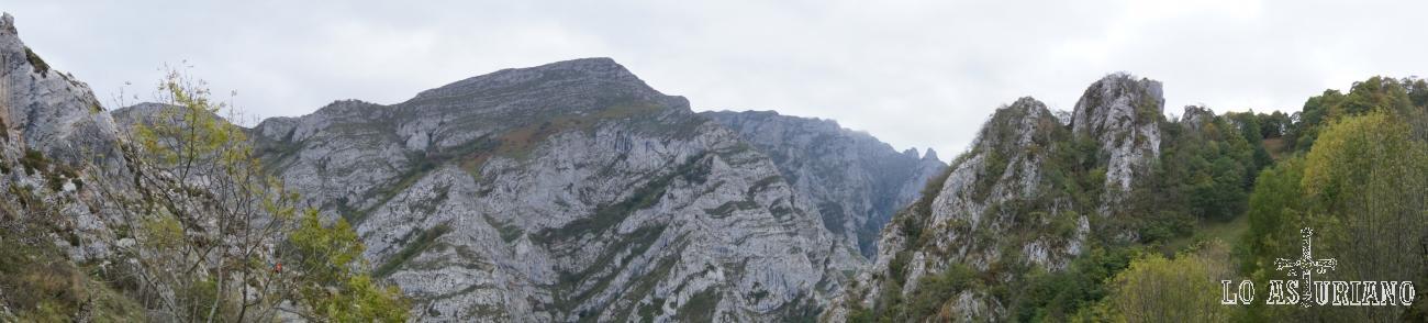 Los maravillosos paisajes de la sierra de Beza y del Pq Regional de Picos.