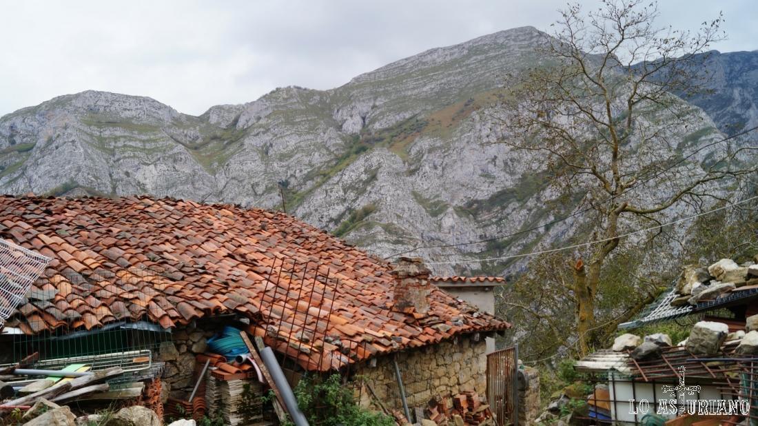 Magníficas vistas desde Biamón, en el concejo de Ponga, Asturias.