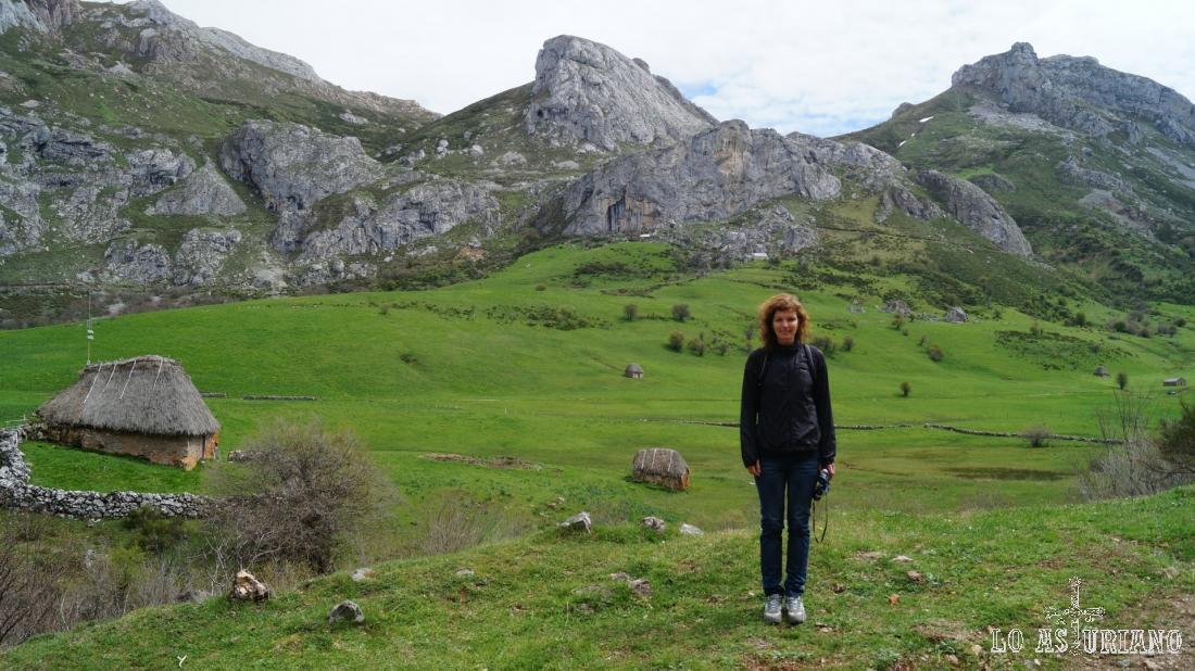 pradera del Valle, en Somiedo