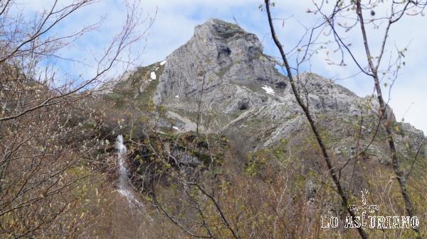 Cascada en Somiedo