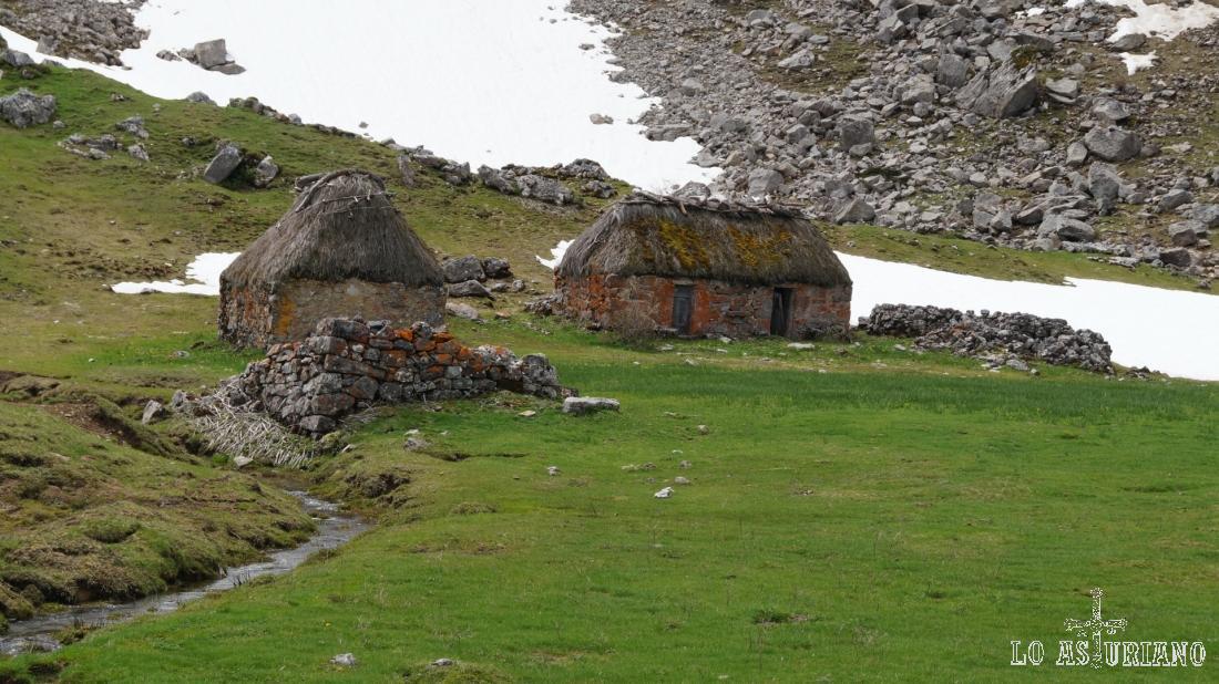cabañas en Murias Llongas