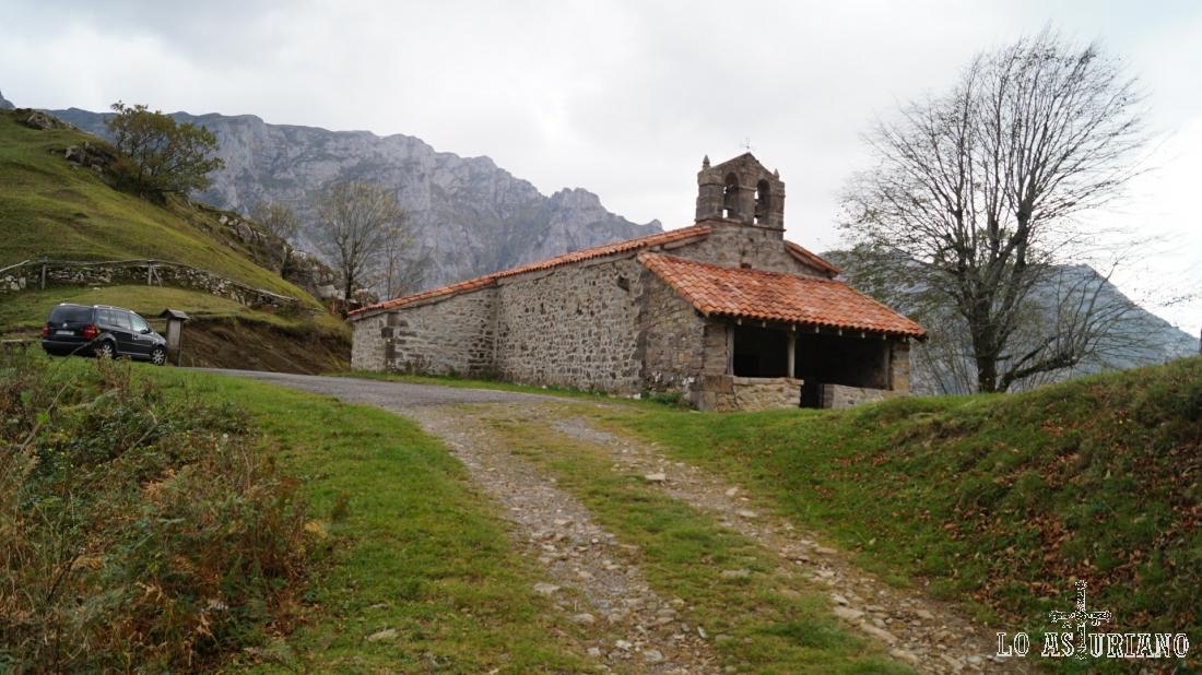 Iglesia de San Juan de Casielles, Asturias.