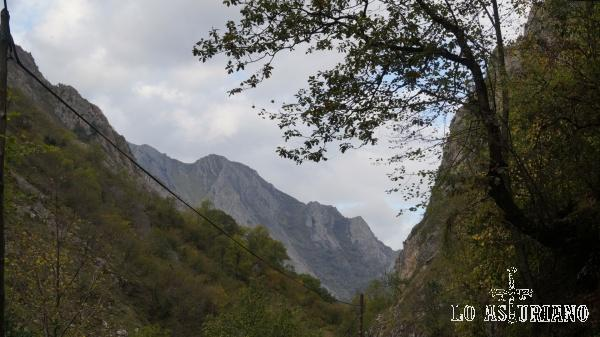 Paisajes concejos de Ponga y Amieva, Asturias.