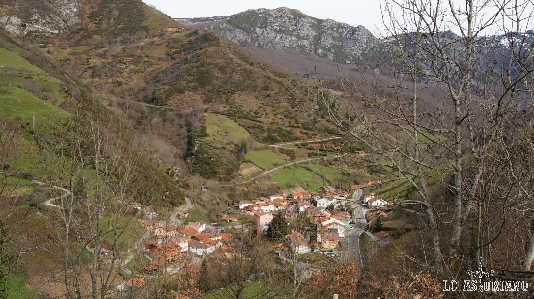 Páramo, Teverga, Asturias.