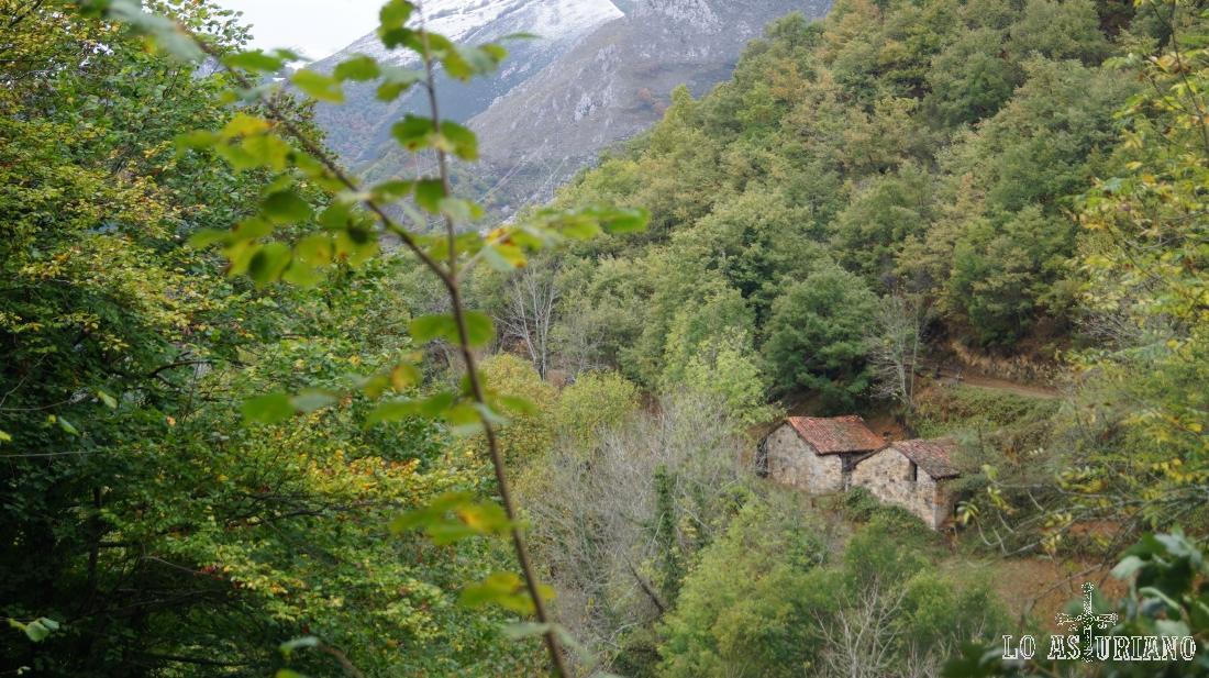 Cabañas de Calameriza, Caso, Asturias.