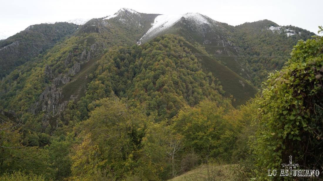 El pico Fito Muries.