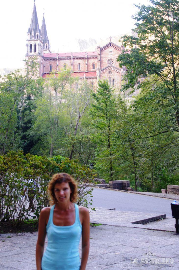 La Basílica de Covadonga se inauguró el 7 de septiembre de 1901 y el Papa León XIII otorgó la dignidad de Basílica.