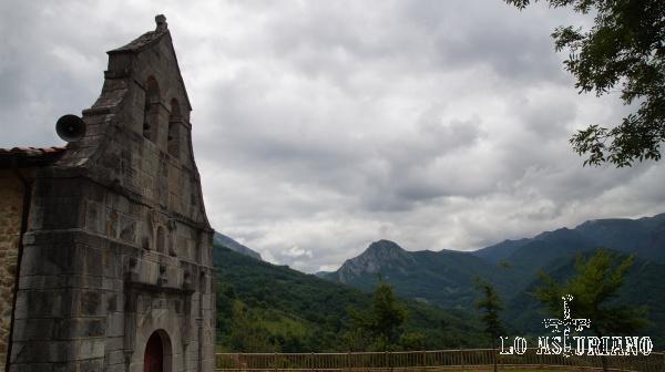 El mirador del Cebrano, junto al Santuario de Nuestra Señora del Cebrano.