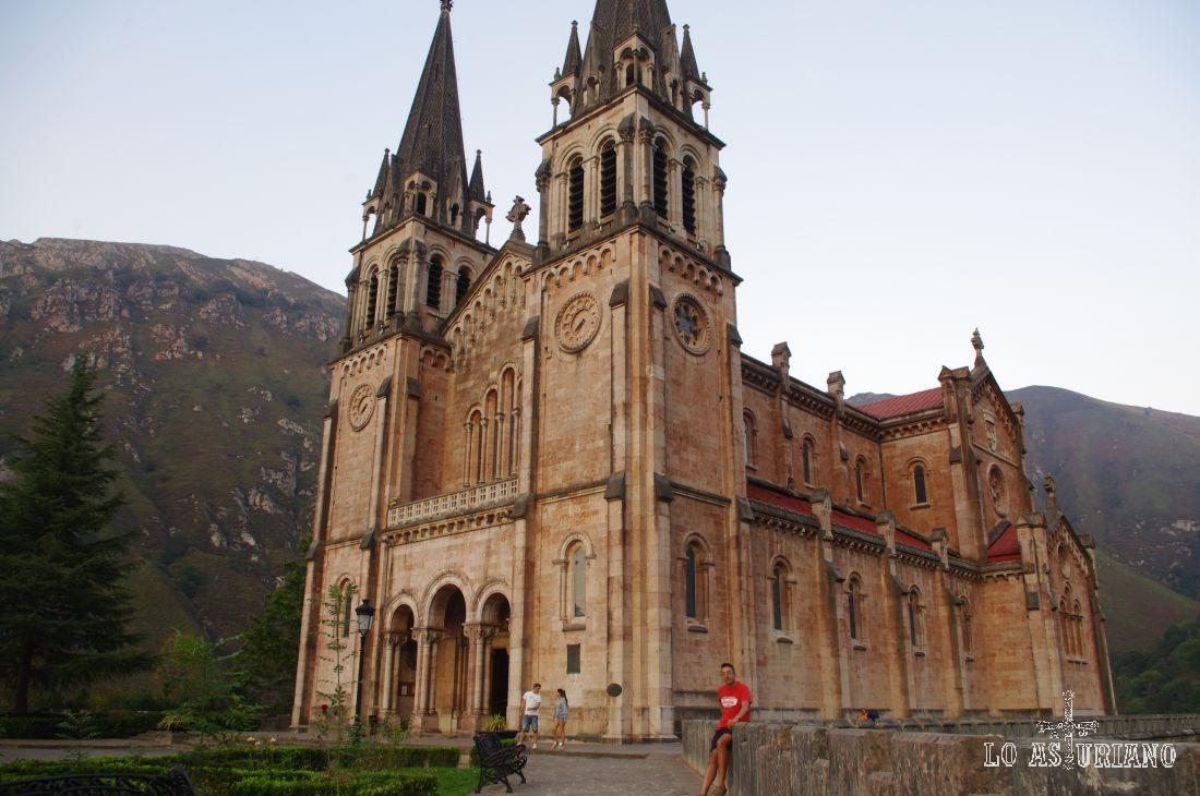 Más perspectivas de esta extraordinaria Basílica.