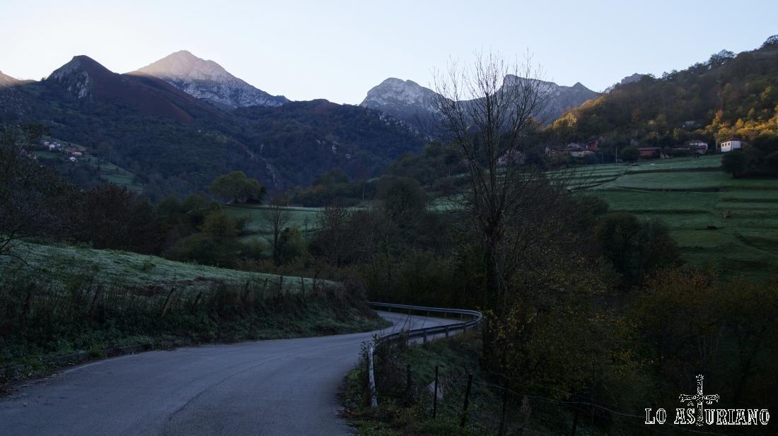 Norte del concejo de Ponga.