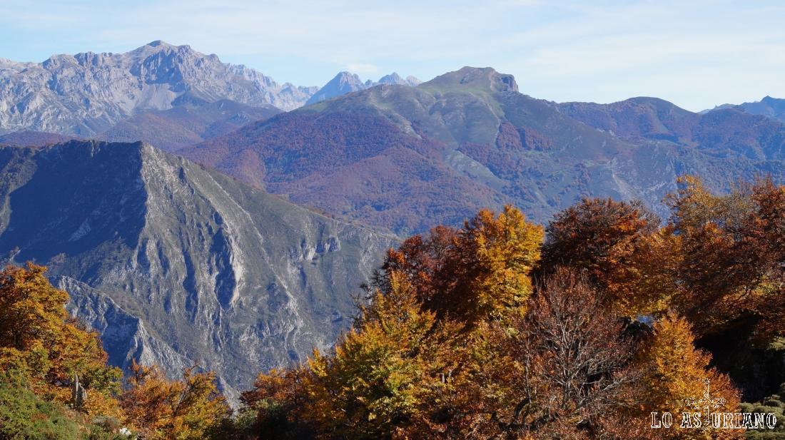 Parque Regional y Parque Nacional de Picos de Europa.