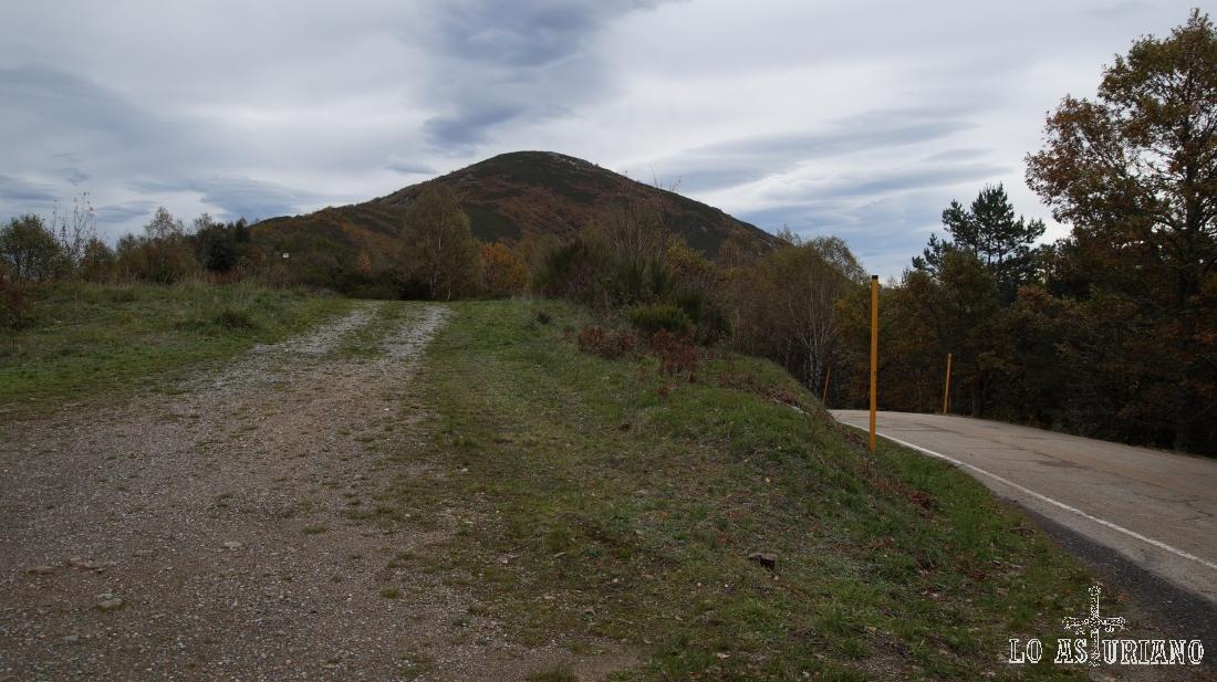 Pico Valmayor, Cangas del Narcea, Asturias.