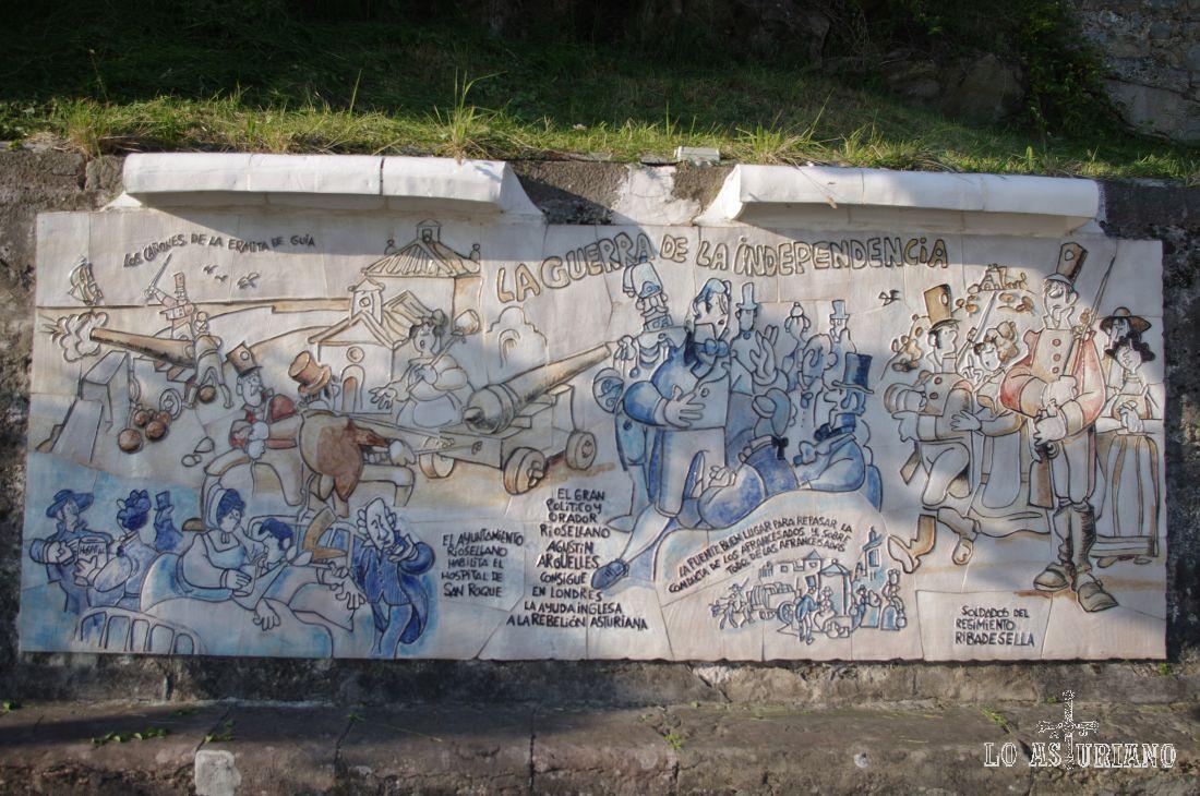 Murales de Mingote