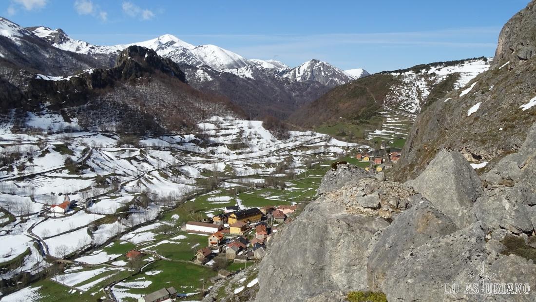 Valle de Lago, Somiedo, Asturias.