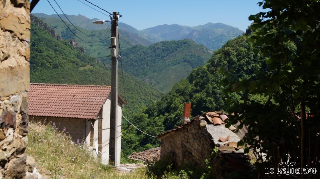 Noceda, Belmonte de Miranda, Asturias.