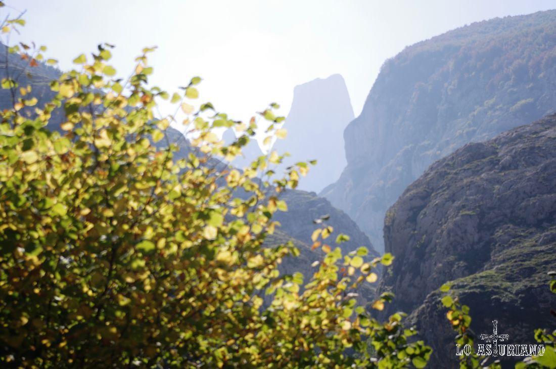 Mirador del Naranco de Bulnes en Bulnes