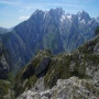 Subiendo hacia el pico Jultayu.