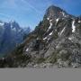 El pico Jultayu, 1943 m, en el l�mite Asturias-Le�n.
