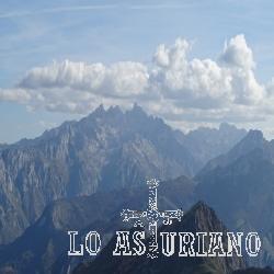 Parque Nacional de los Picos de Europa, desde el Pierzu.