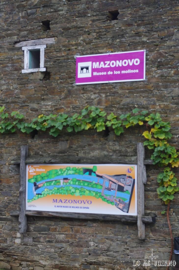Una de las estrellas de la maravillosa ruta del agua: el museo de Mazonovo.