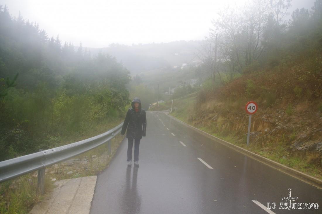 """La """"ruta del agua"""" (agua!) de Taramundi. Admito bromas!... :)"""