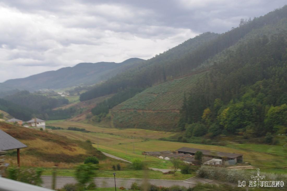 Concejo de Taramundi, en el occidente de Asturias.