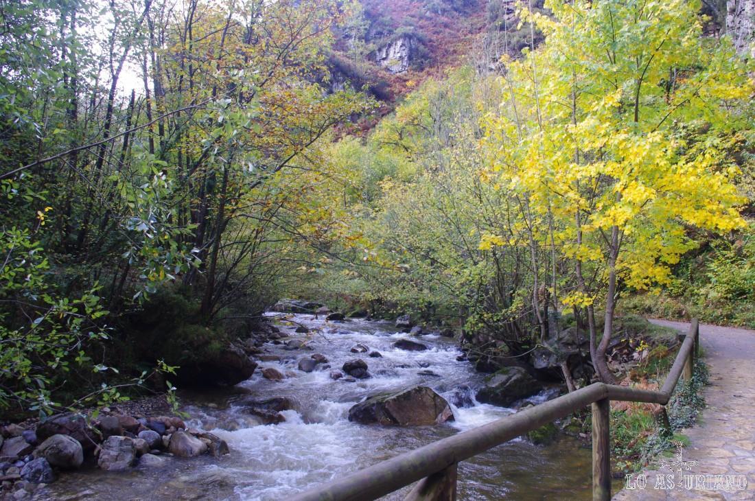 Idílica visión de una de las rutas más bonitas de Asturias: la ruta del Alba.