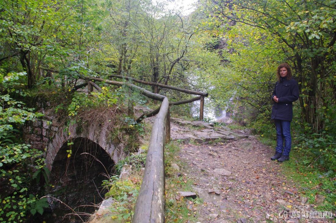 Puente de la Pontona.
