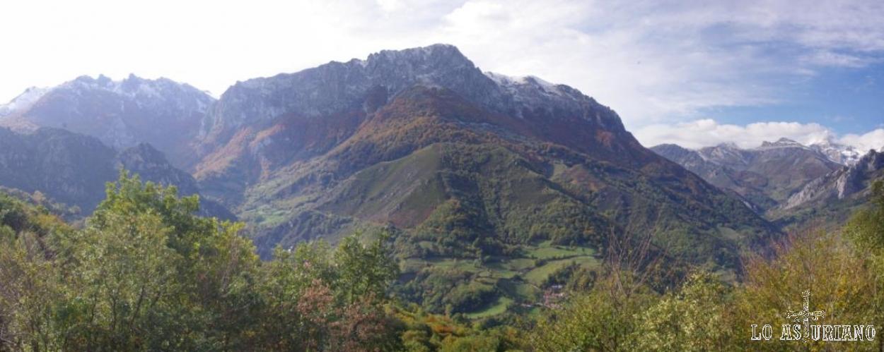 Ubiñas - La Mesa