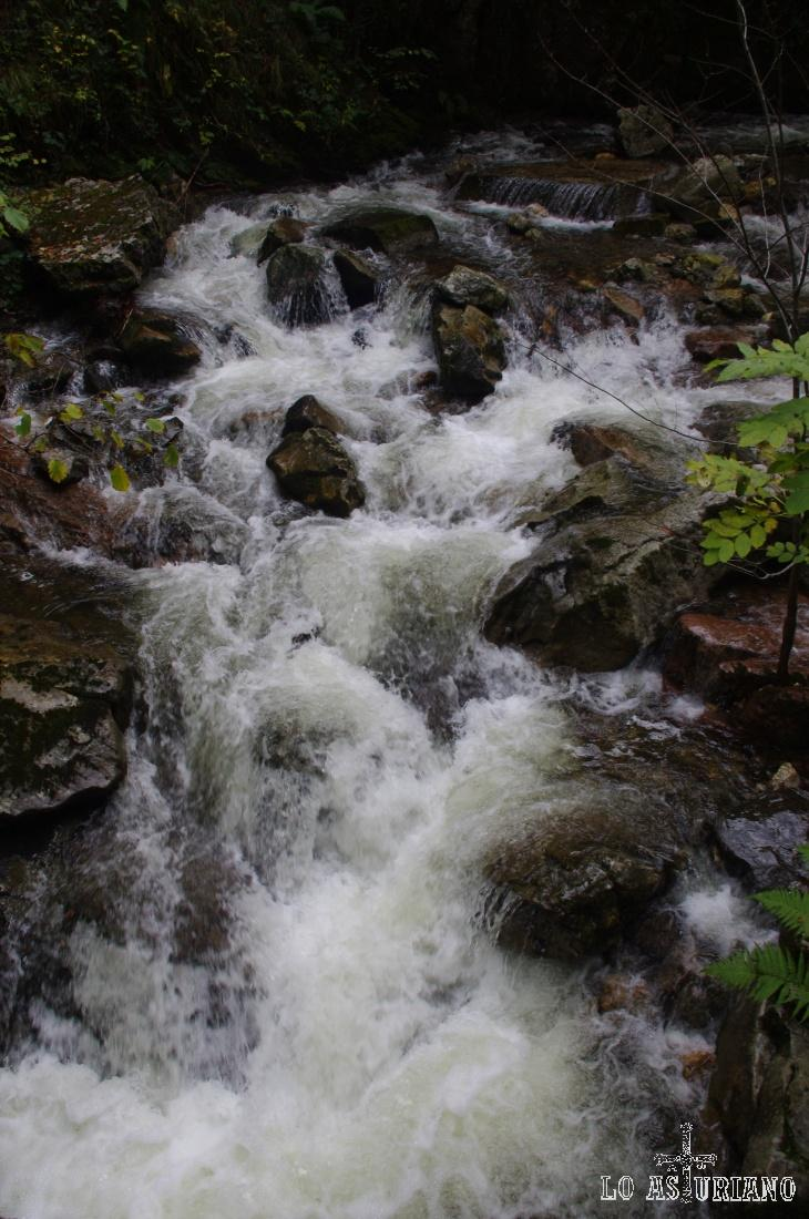 Aguas turbulentas.