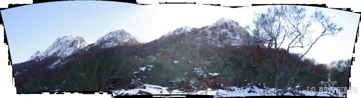 Altos del Parque Natural de Redes, Reserva de la Biosfera.