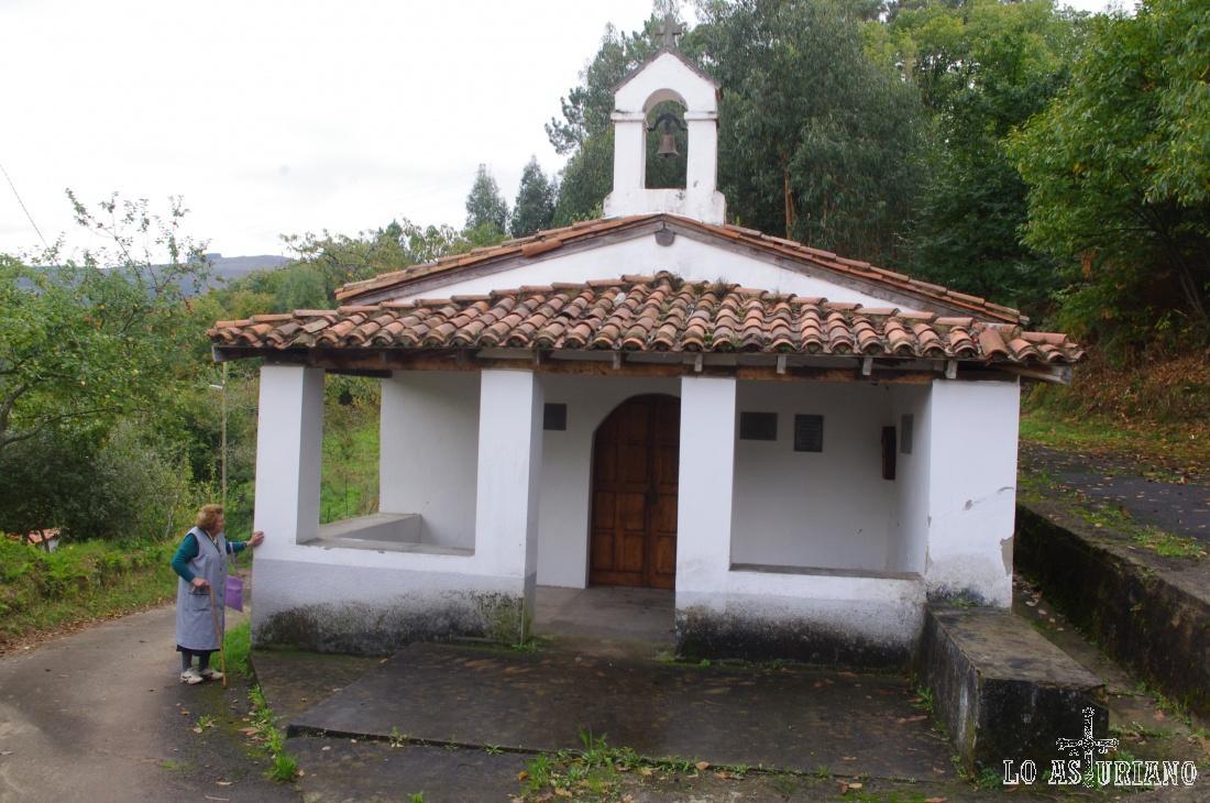 Capilla de Santa Eulalia, del S. SVII.