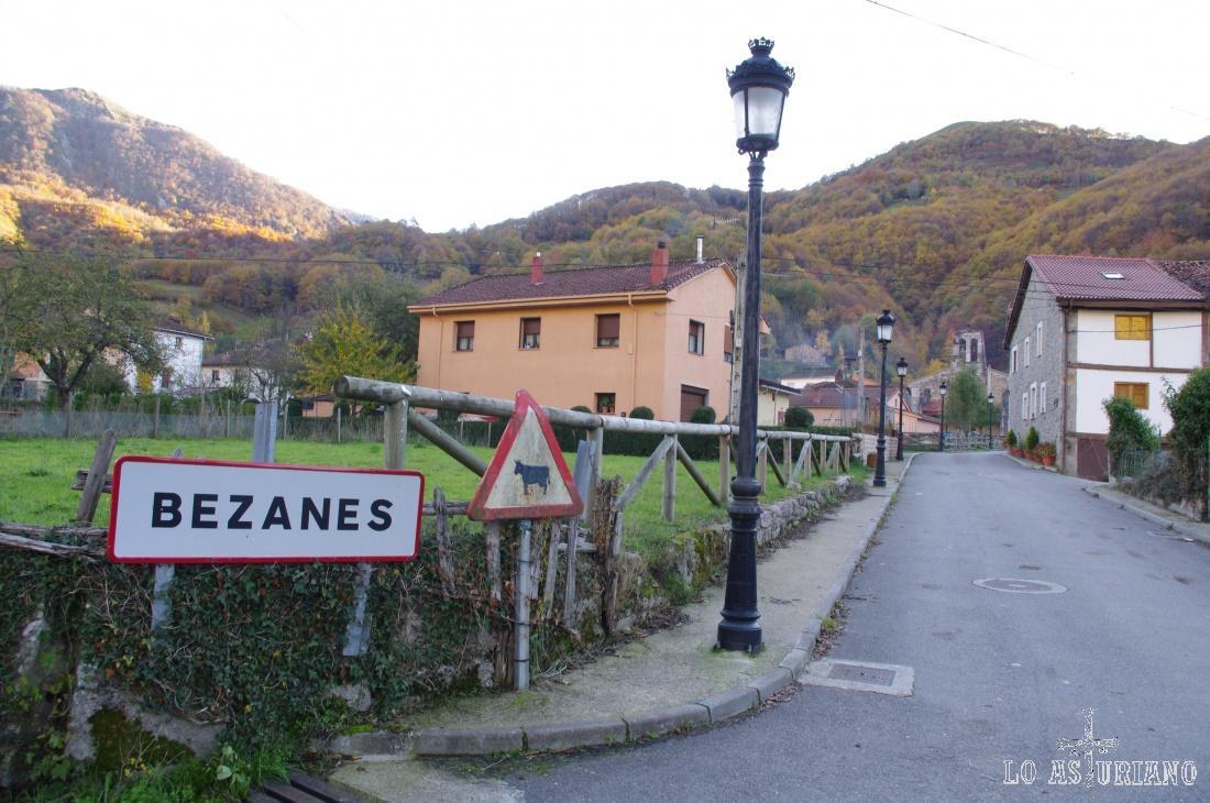 Bezanes