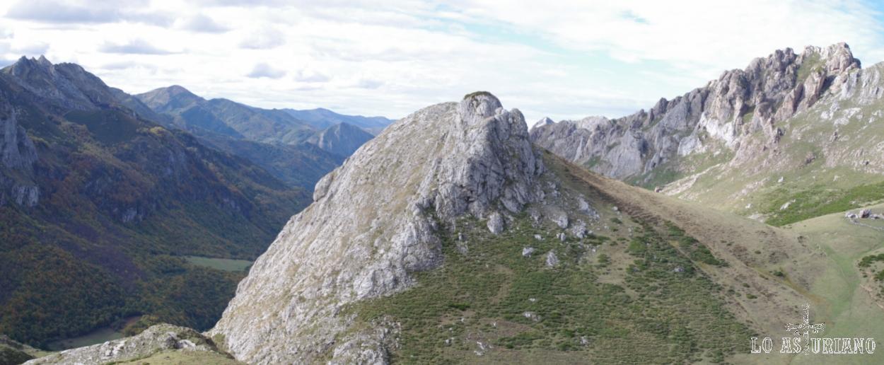 La Minga, de 1754 msnm.