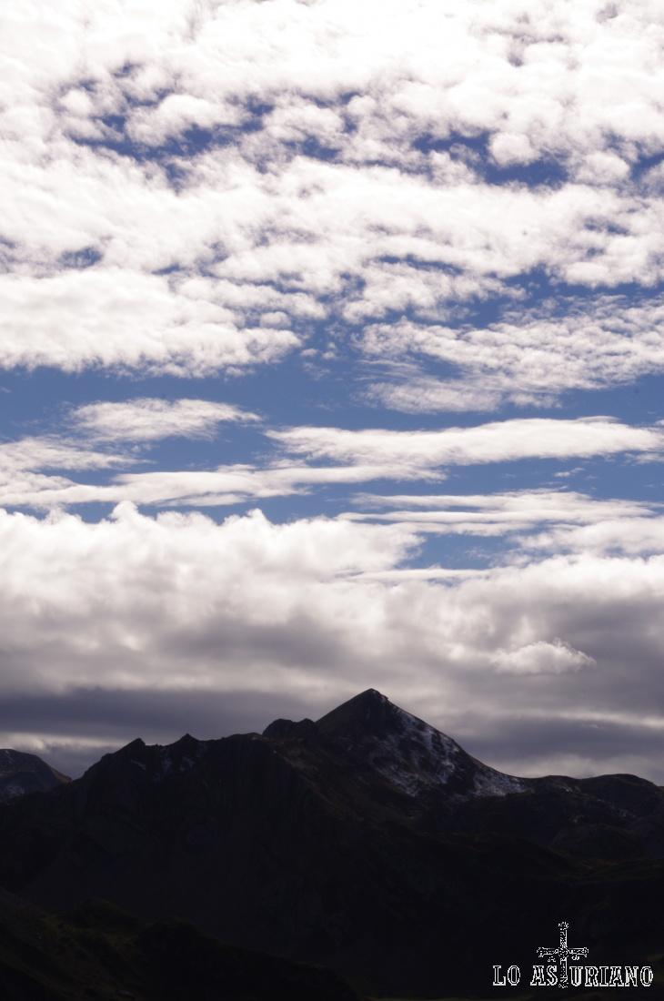 Tarde de nubes en Somiedo.
