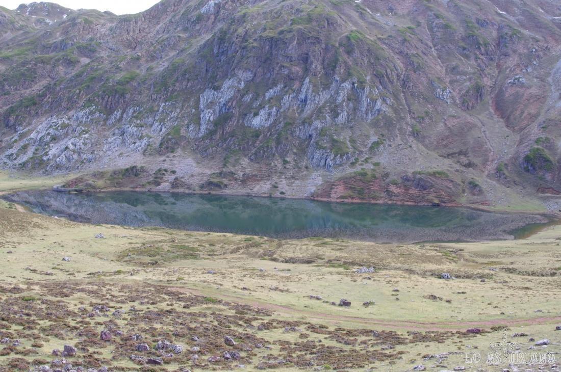 Lago de Cerveriz.