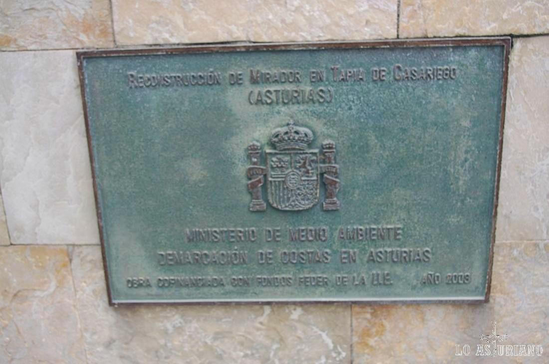 El mirador de Tapia de Casariego es uno de los más bonitos de la zona costera asturiana.