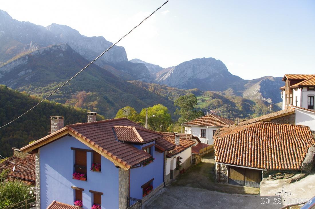 Casas de San Juan de Beleño.