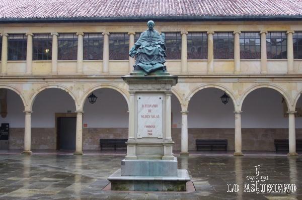 Fernando de Valdés-Salas, fundador de la Universidad de Oviedo.