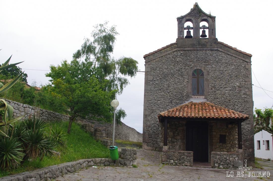San Juan Bautista de Andrín (1895), concejo de Llanes.
