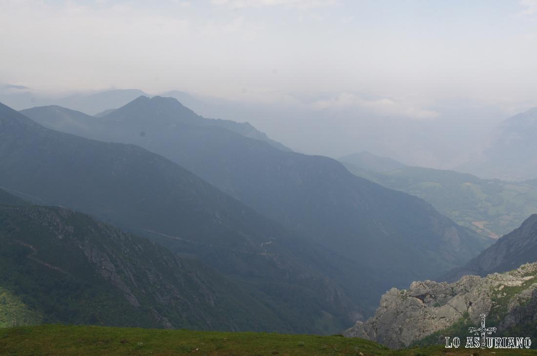 Valle del río del Valle de la Madalena.