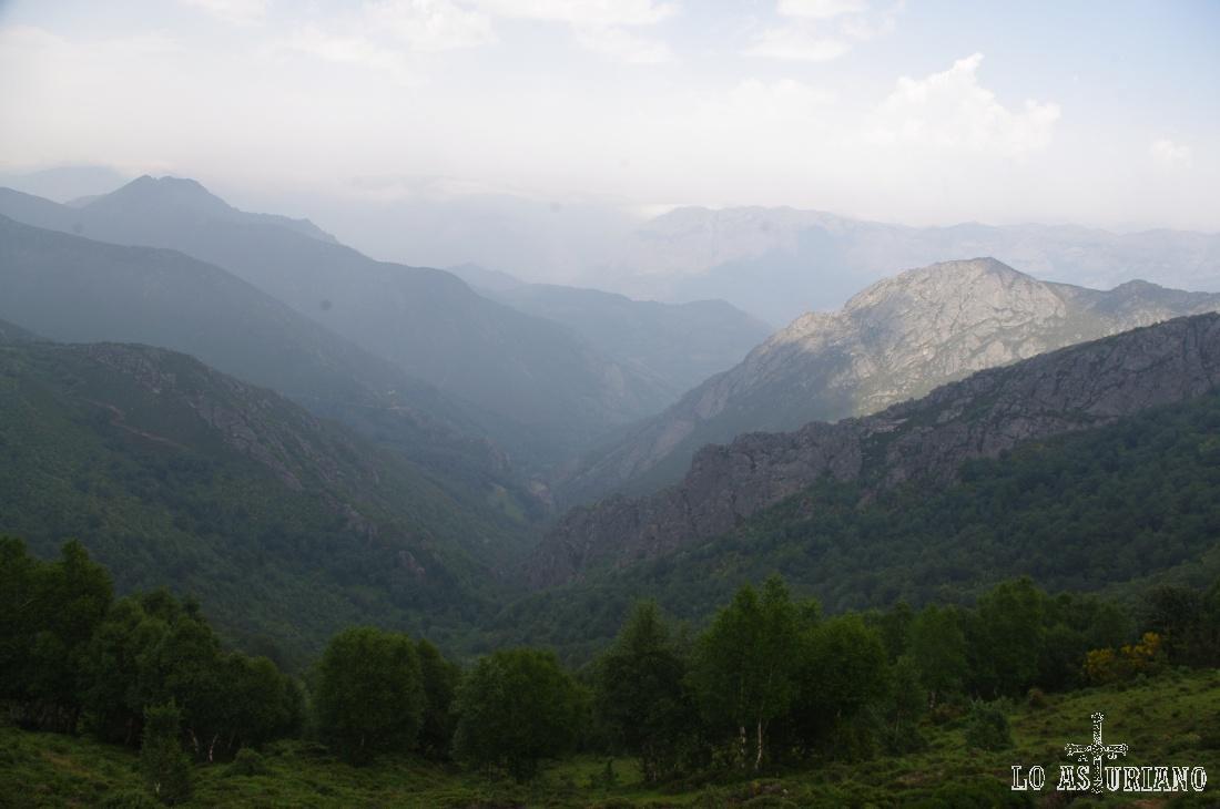 Parque Natural de las Ubiñas la Mesa.