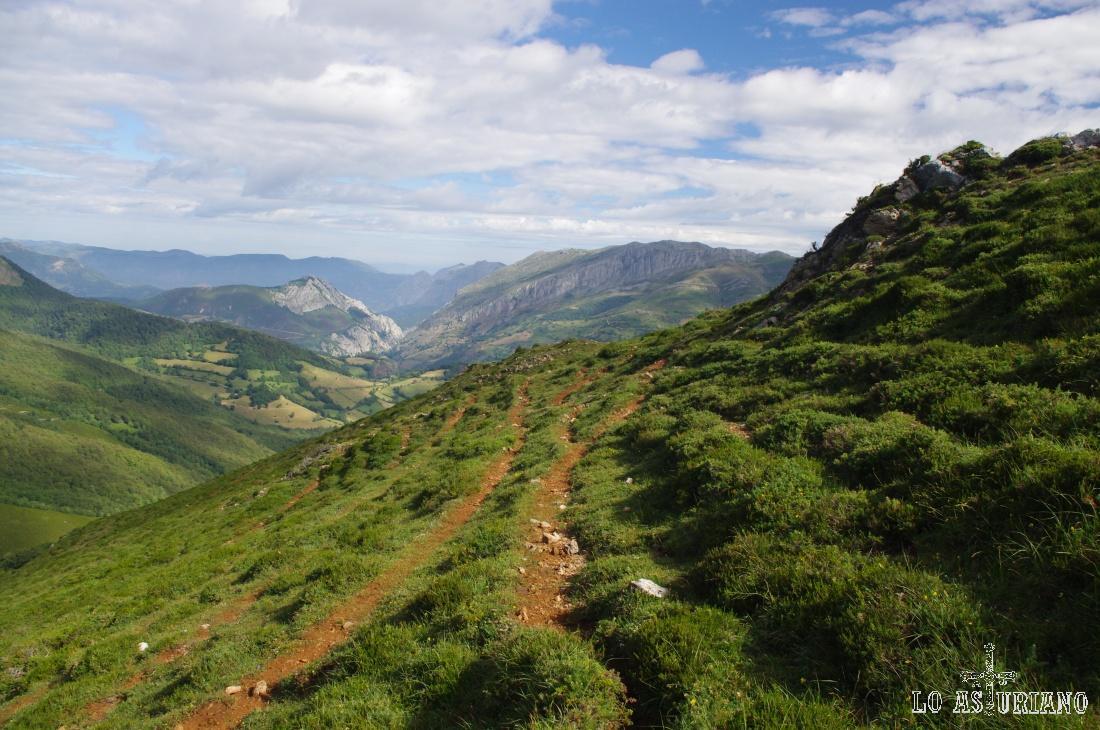 Senda y valles de Teverga
