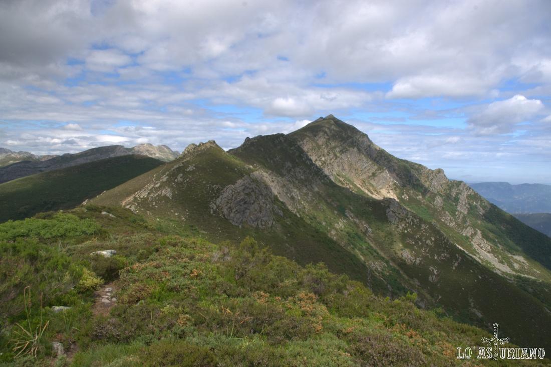 Vista desde Los Charmuegos